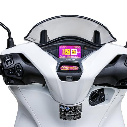 Kính chắn gió Zhi.Pat cho Honda SHVN 2020