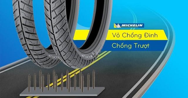 Lốp chống đinh Michelin là gì? Có tốt không?