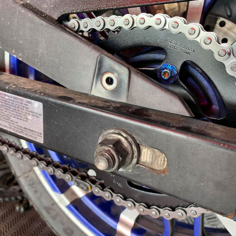 Dĩa Hodaka cho Yamaha Exciter 150