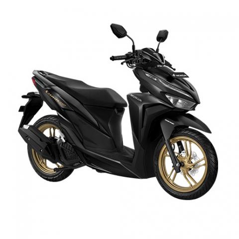 Xe Honda Vario 150 đen mâm đồng 2020 nhập khẩu Indo