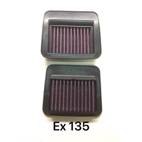 Lọc gió lưới thép độ dành cho Exciter 135