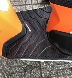 Thảm lót chân cao su cho Vario, Click mẫu mới