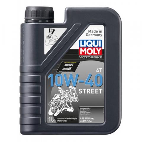 Liqui Moly Motorbike Street 4T 10W40 1lit