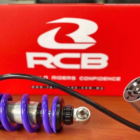 Phuộc RCB DB-2 Line (G-TI) chính hãng cho Winner, Sonic