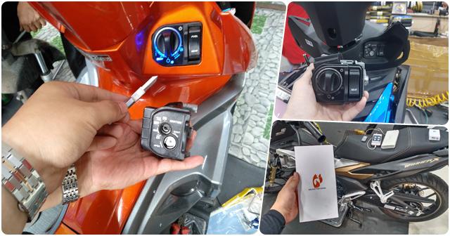 Nên lắp khóa chống trộm xe máy loại nào? Giá bao nhiêu?