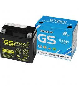 Bình ắc quy GS GTZ6V