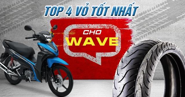 Top 4 vỏ xe Wave bán chạy nhất Shop2banh năm 2021