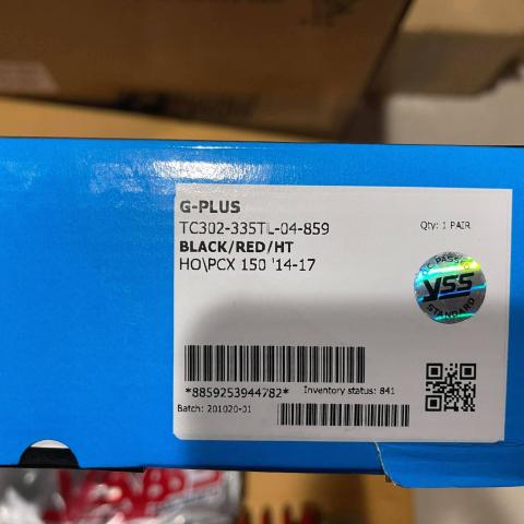 Phuộc YSS G-Plus chính hãng cho AB2020