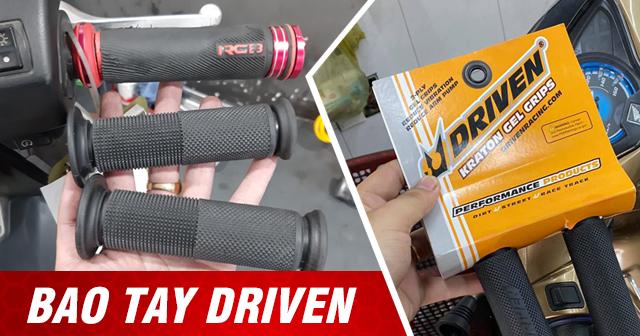 Tổng hợp bao tay Driven cho xe máy bán chạy nhất tại Shop2banh