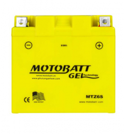 Bình ắc quy GEL Motobatt MTZ6S